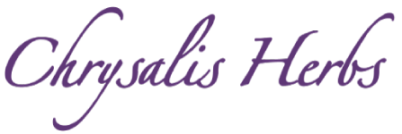 Chrysalis Herbs Logo