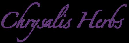 Chrysalis Herbs Logo