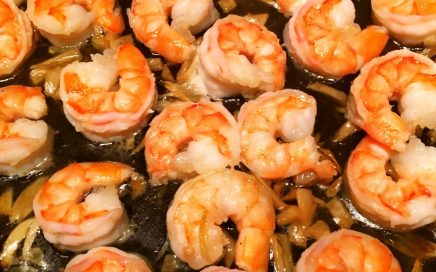 Garlic Shrimp – Gambos a Ajillo