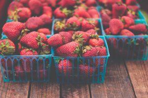 Strawberries - Photo by Jessica Ruscello on Unsplash