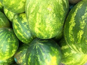 Watermelon Basil Cooler