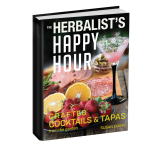 The Herbalist's Happy Hour: Crafted Cocktails and Tapas from the garden