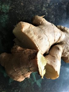 Herb of the Month – Ginger