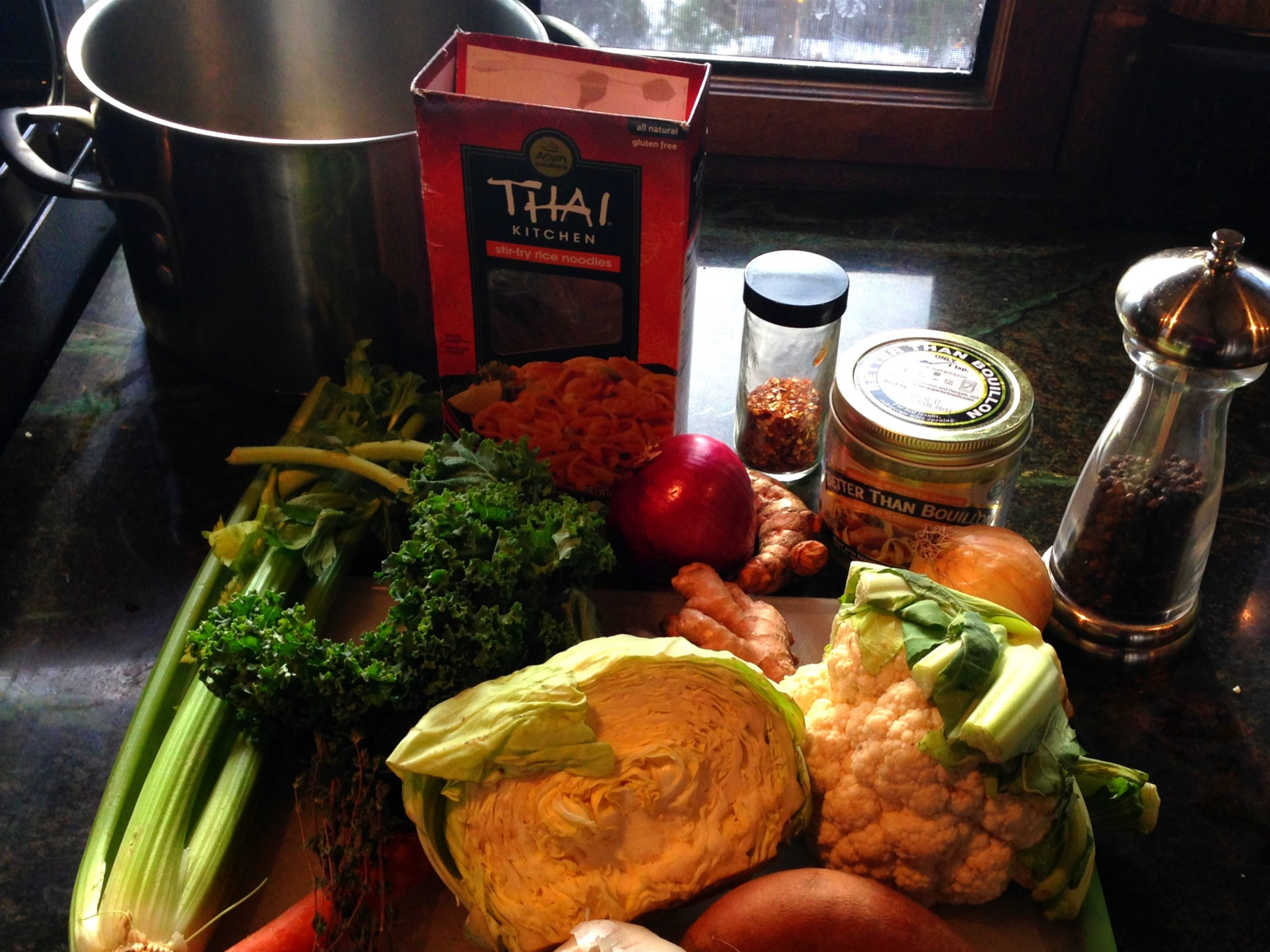 Immune Boosting Soup Recipe